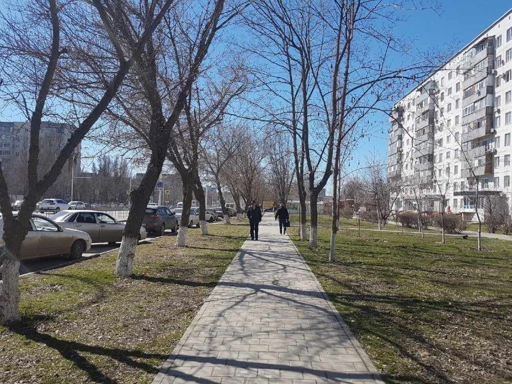 С солнца начнется и дождем завершится четверг в Волгодонске