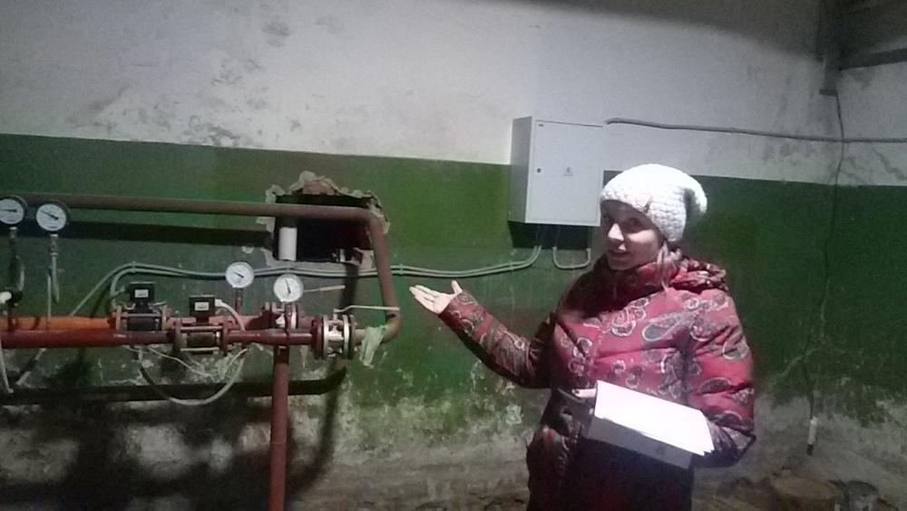В Волгодонске жильцам дома предлагают менять трубы отопления в декабрьские морозы