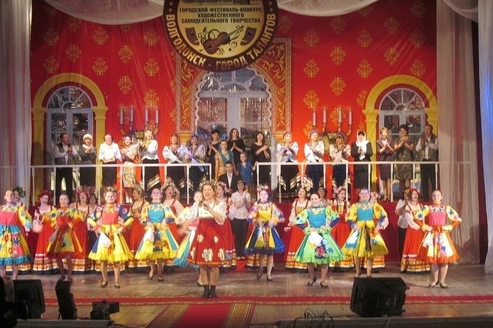 Стали известны имена победителей конкурса «Волгодонск – город талантов»