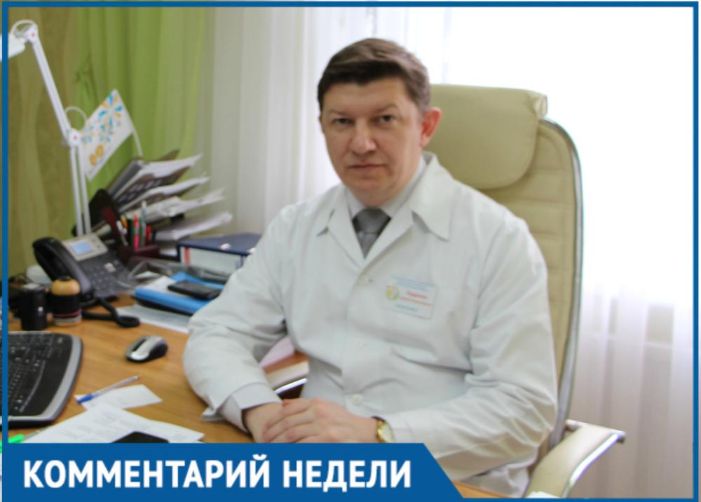 «Нажать на «0» и дождаться звонка оператора»: главврач ДГБ Сергей Ладанов рассказал в чем ошибка родителей, которые не могут вызвать врача