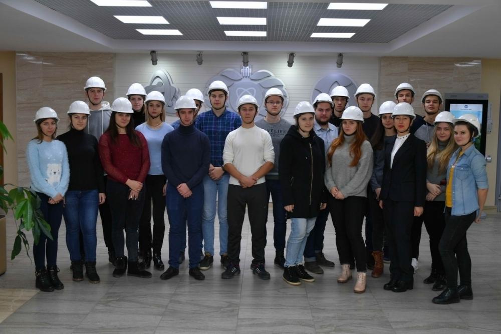 Будущие строители из ВИТИ НИЯУ МИФИ провели экскурсионно-практическое занятие на атомной станции
