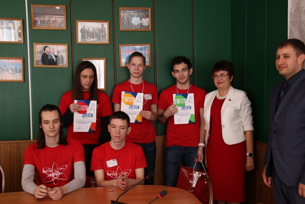 Студенты ВИТИ НИЯУ МИФИ стали победителями и призерами на внутривузовском чемпионате «Молодые профессионалы»