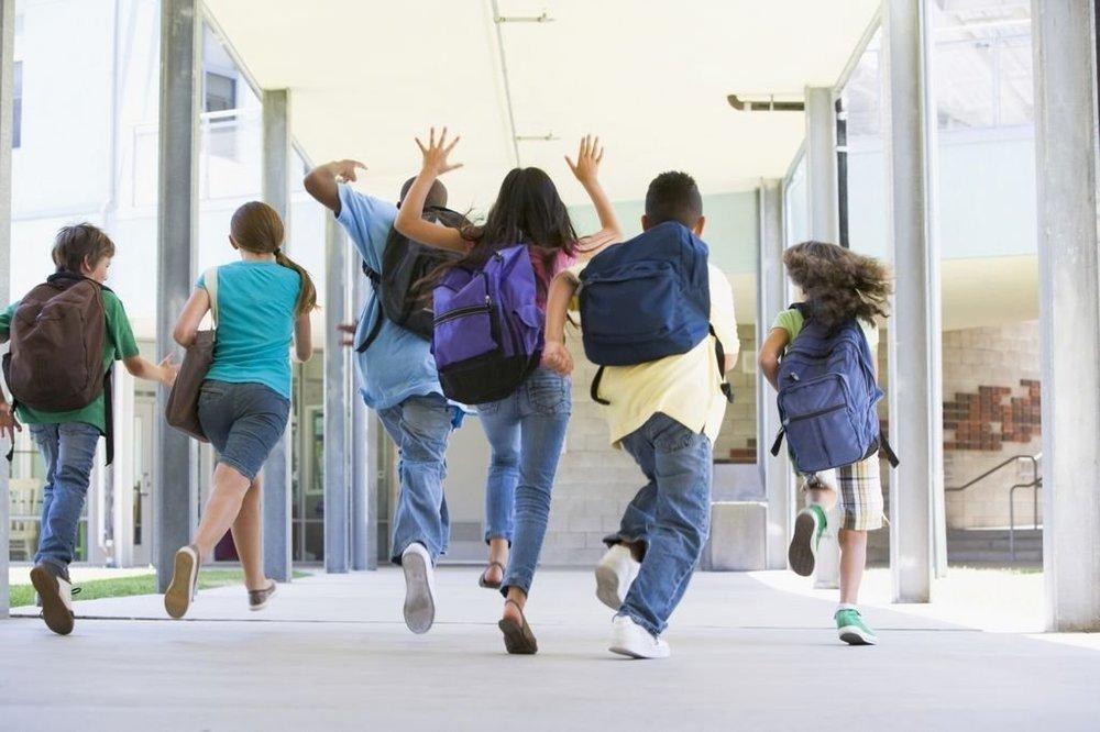 Волгодонские школьники ушли на весенние каникулы