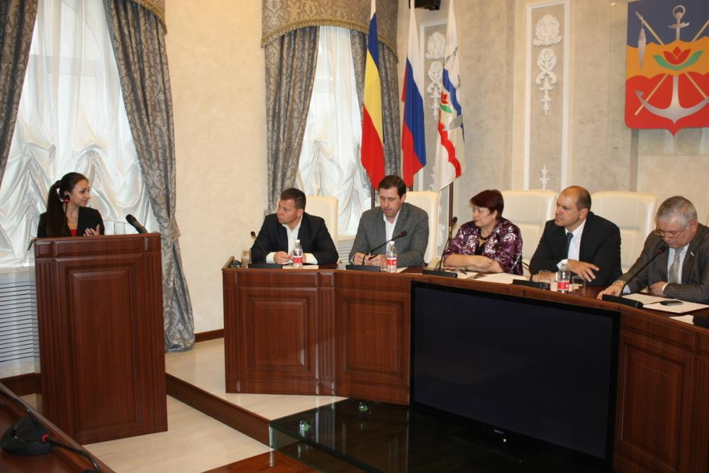 Волгодонцев приглашают в Молодежный парламент
