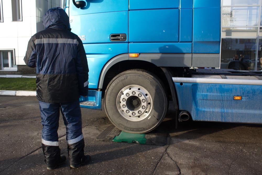 Взвешивать фуры собираются на трассе Ростов-Волгодонск