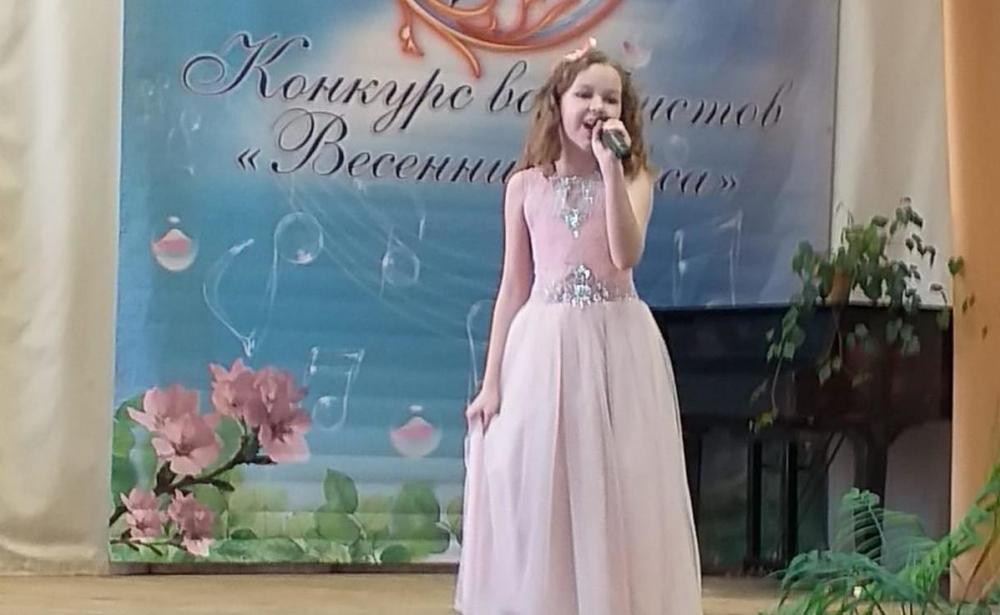Волгодонские вокалистки вернулись с победами с областного конкурса «Весенние голоса»