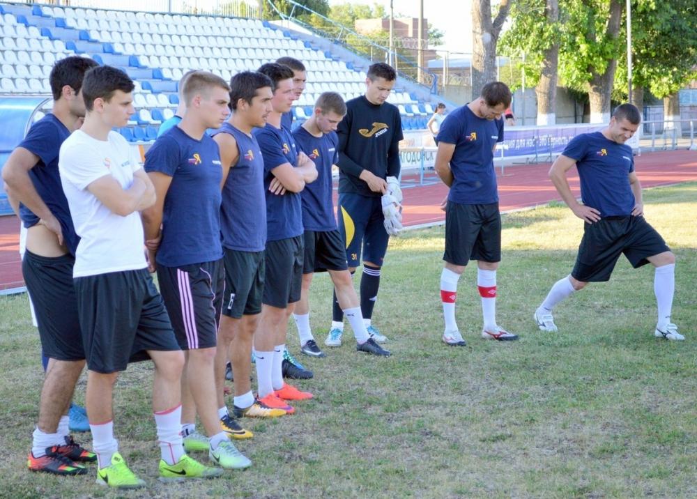 ФК «Волгодонск» на выезде сразится с ФК «А.Ф. имени Понедельника-М»