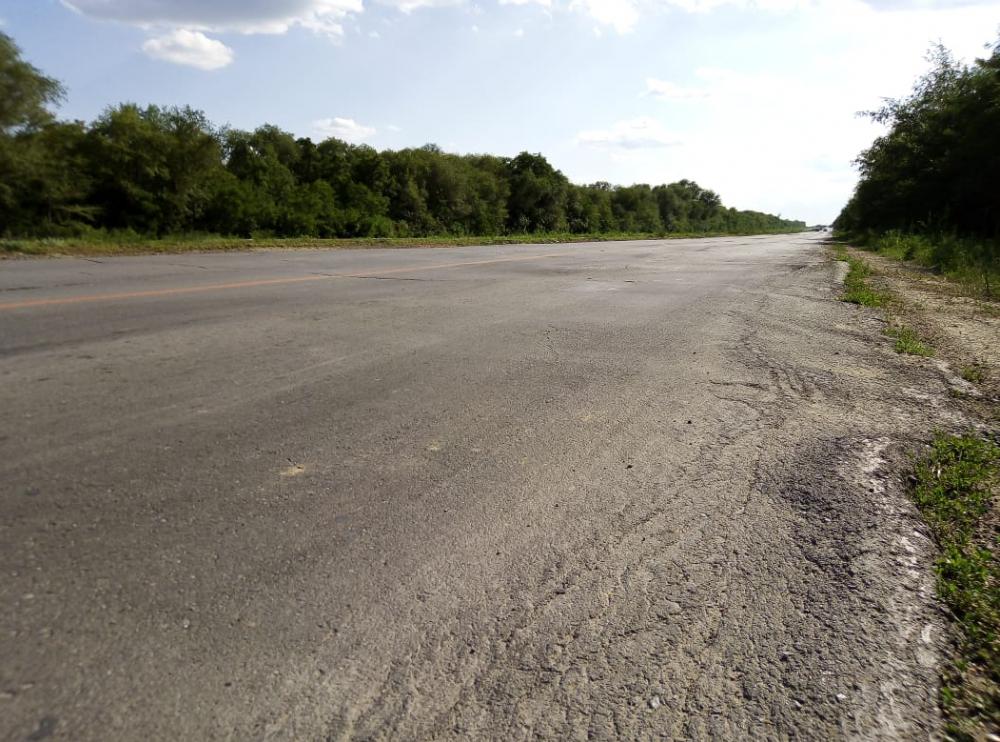 Волгодонец просит срезать неровности на «атомной» дороге, пока идет ремонт одной полосы