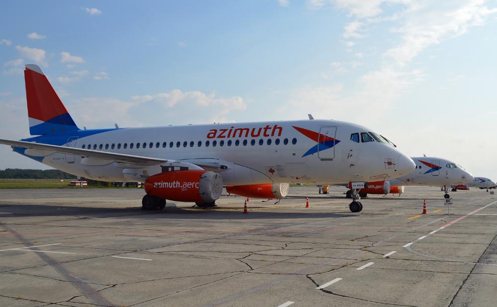 Авиакомпания «Азимут» готовит предложение о начале полетов в Волгодонск