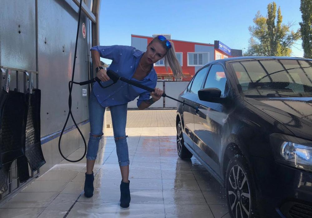 Надо помыть машину? Заходи в справочник