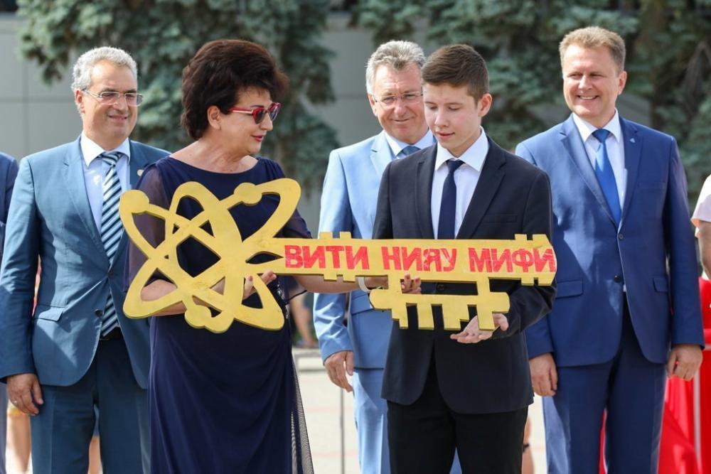 «#Росатомвместе»: ВИТИ НИЯУ МИФИ в проекте «Школа Росатома» - победа за Волгодонском!