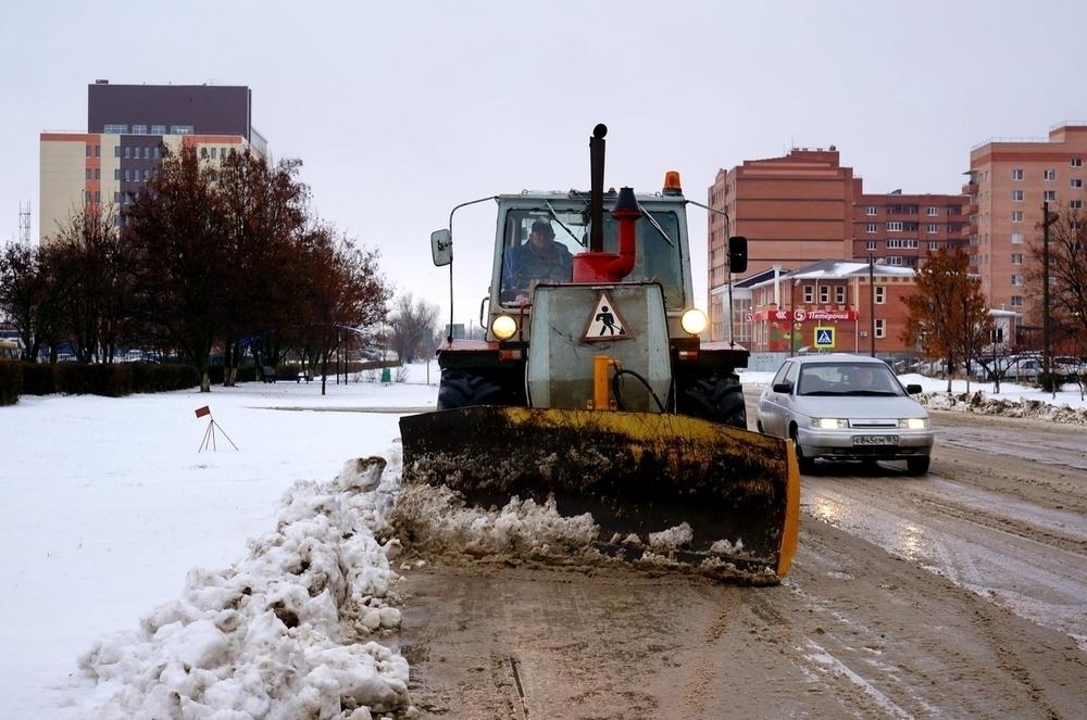 Хуже всего в области дворы от наледи и снега убирают в Волгодонске