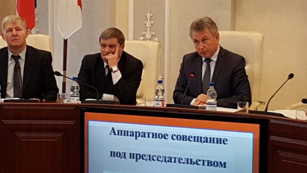 «Не навешивать медали» посоветовал Владимиру Бачинскому Виктор Мельников, оставшись недовольным статистикой смертности в Волгодонске