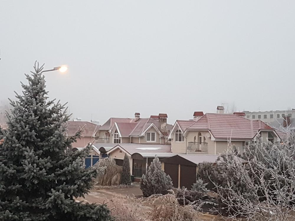 С легкого мороза начнется новая рабочая неделя в Волгодонске