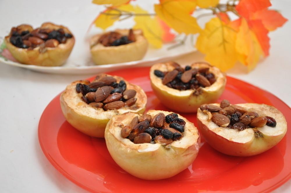 Как приготовить вкуснейшие печеные яблочки