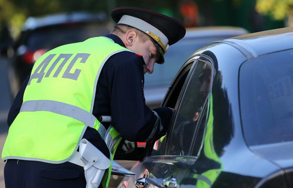 Полиция за последнюю неделю задержала пять пьяных водителей