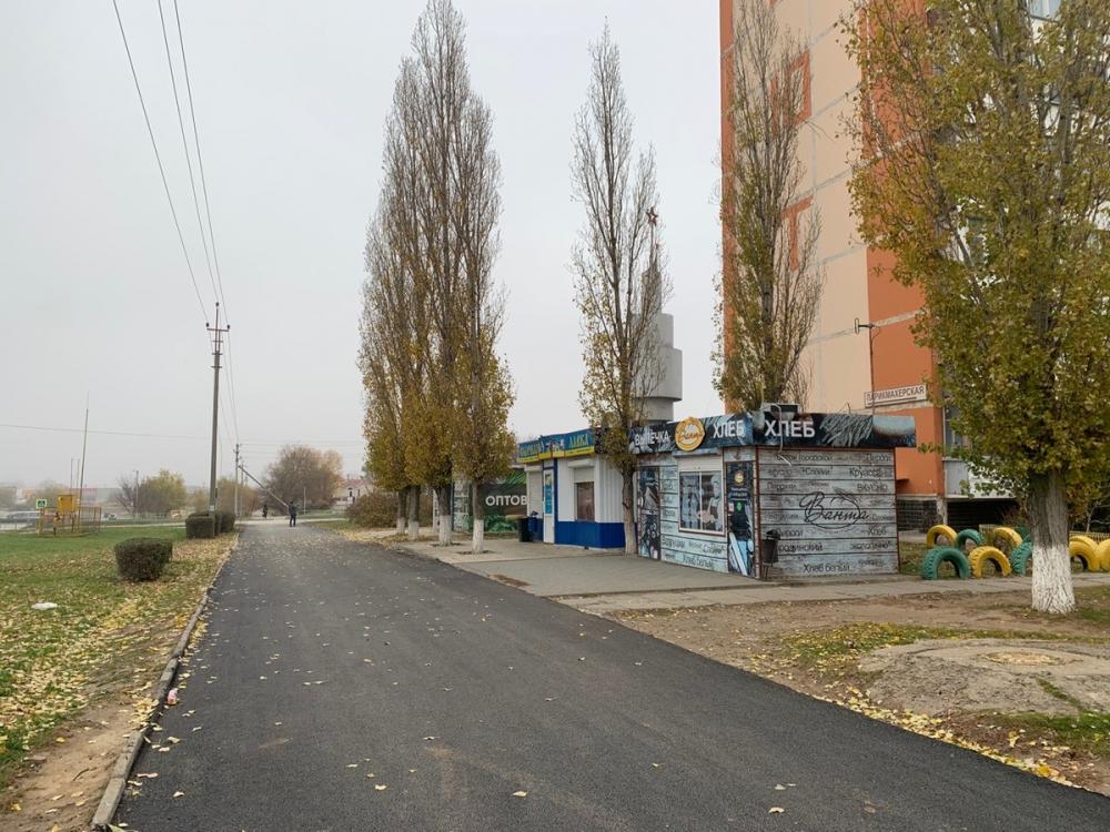 Ямочный ремонт на дорогах Волгодонска подходит к завершению