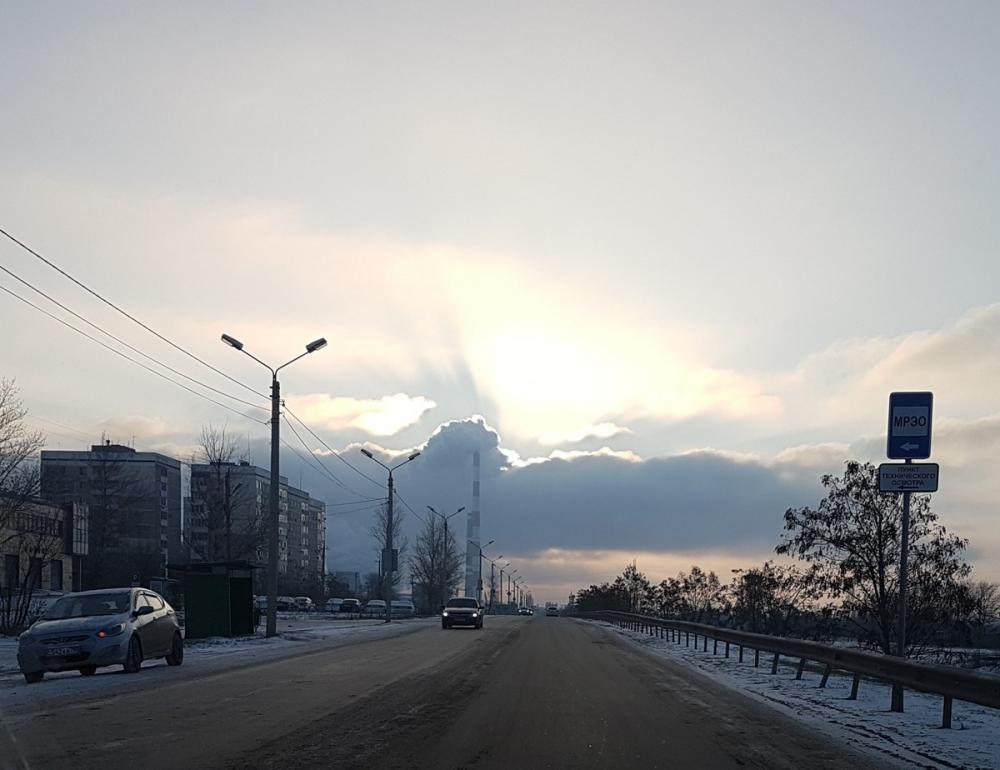 Гололед и мороз до -7 обещают волгодонцам сегодня