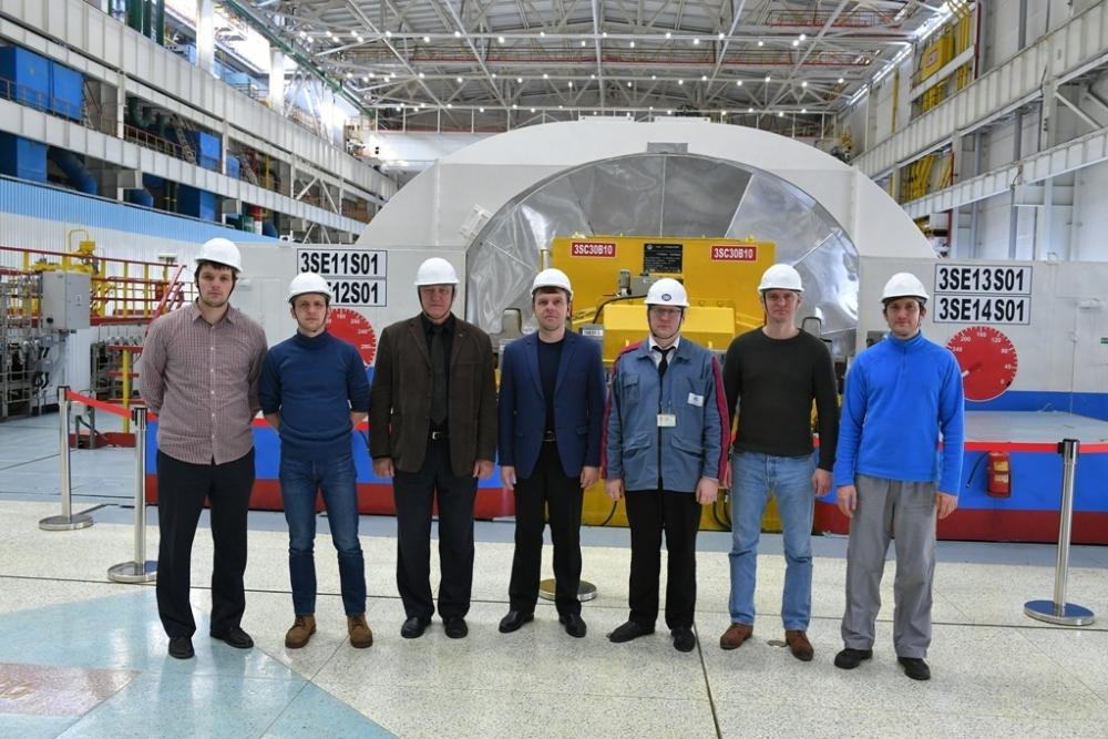 ВИТИ НИЯУ МИФИ - достойное представление ядерного университета на донской земле!