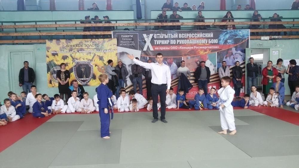 Волгодонец выиграл открытый фестиваль по дзюдо, посвященный 80-летию Ростовской области