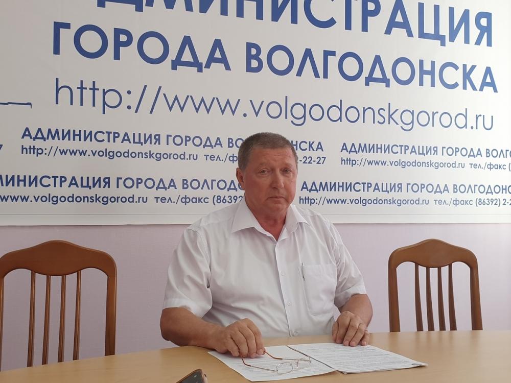 «Причина длительного отключения горячей воды в износе сетей»: Сергей Вислоушкин