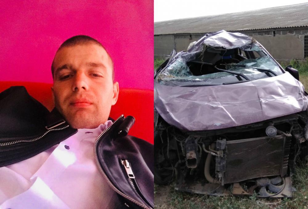 26-летний волгоградец попал в реанимацию после ДТП под Волгодонском