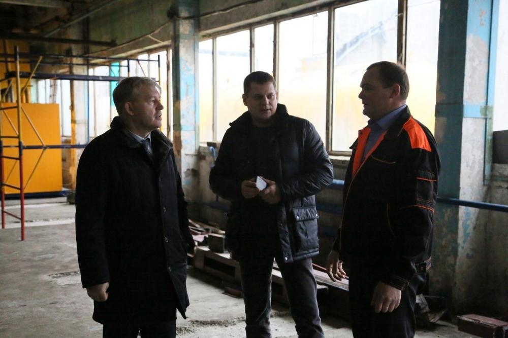 Маслозавод Волгодонска начал работу с новым руководством и новой командой