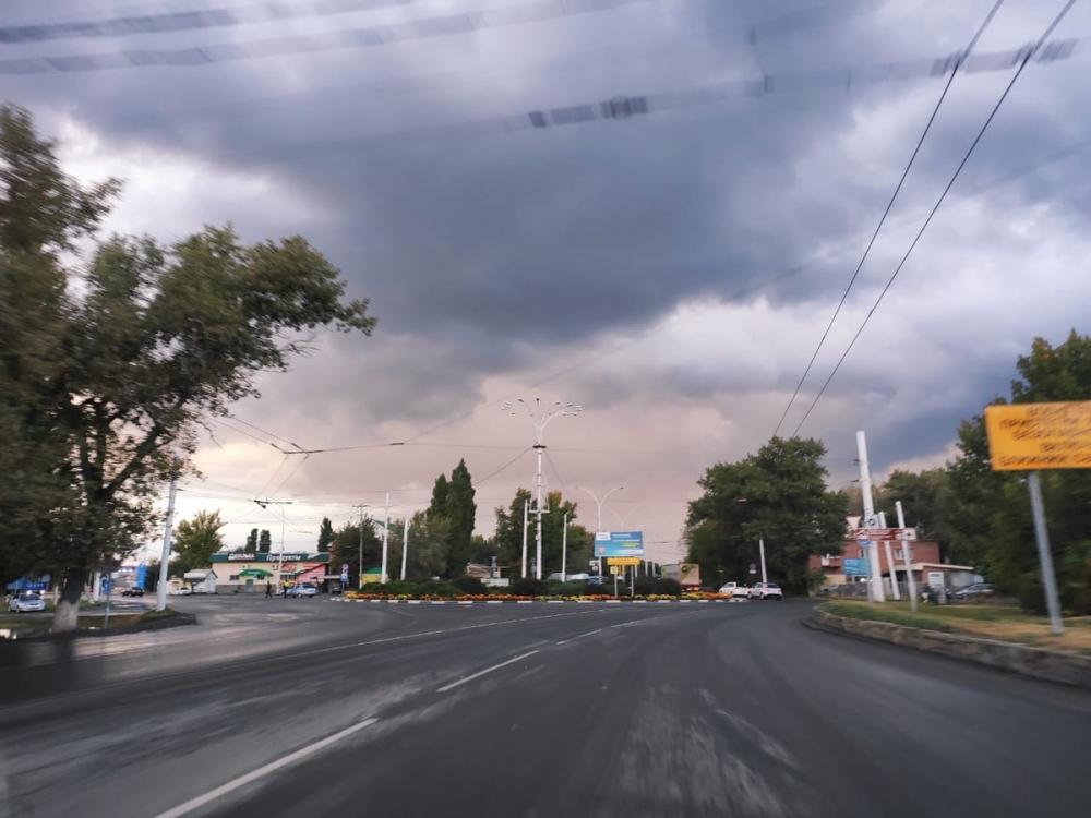 Начало рабочей недели в Волгодонске будет сумрачным и холодным