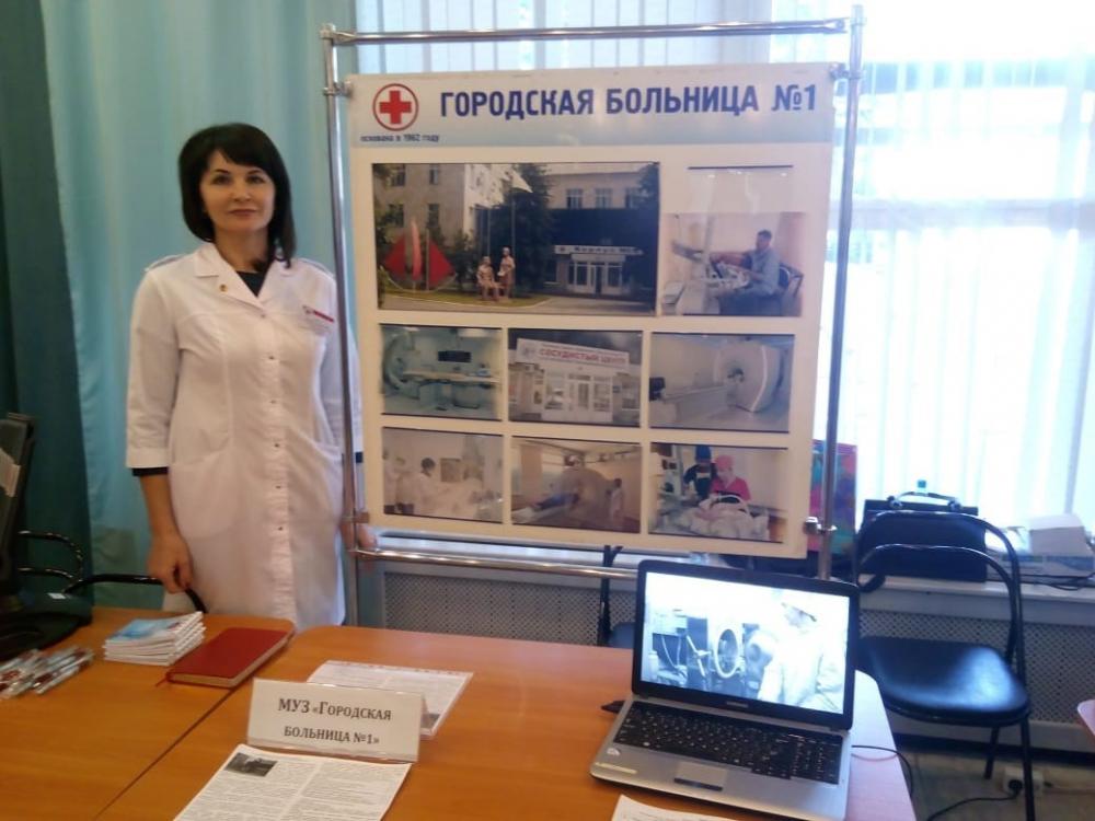 Студенты и выпускники ростовского медуниверситета заинтересовались работой в Волгодонске