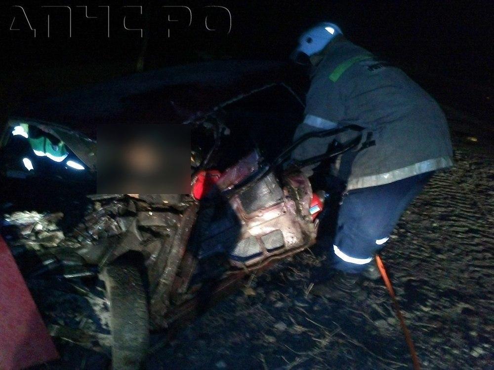 Один человек погиб и семь пострадали в массовом ДТП в Морозовском районе