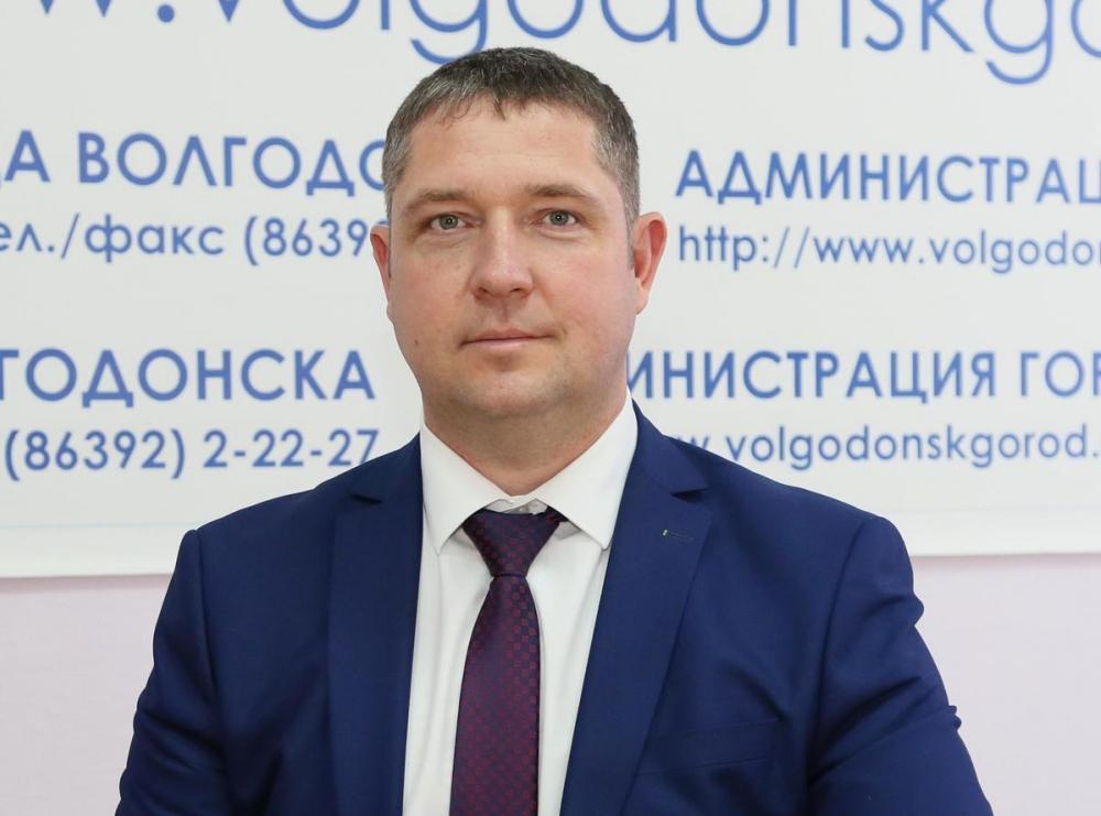 Анатолий Усов вернулся на должность директора Департамента строительства Волгодонска