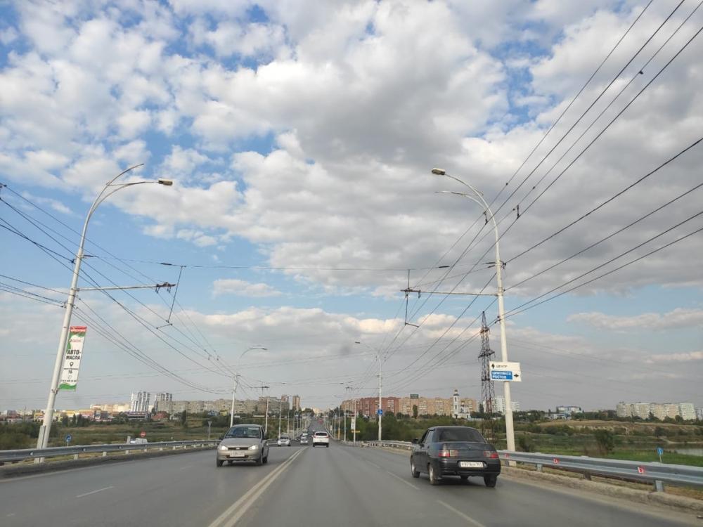 Умеренно прохладный четверг ожидает Волгодонск