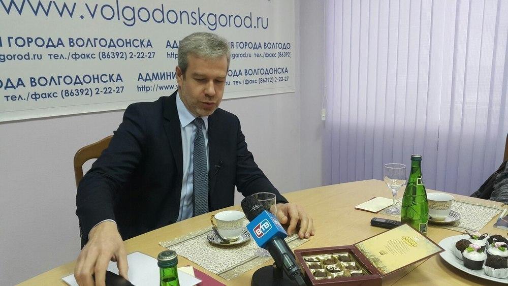 Андрей Иванов заявил, что качественно управлял Волгодонском, но одного срока ему достаточно
