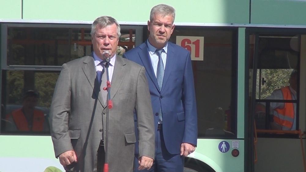 Дерябкин пропал из Волгодонска: губернатор вышел в свет без скандального подчиненного