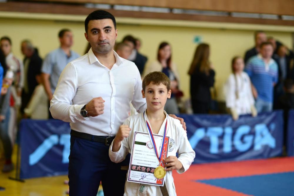 Каратисты из Волгодонска показали высокий уровень подготовки на чемпионате ЮФО