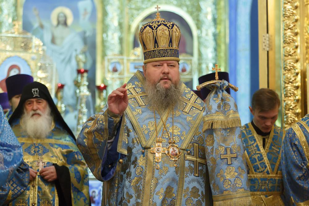 Православный праздник Введения во храм Пресвятой Богородицы отмечают в Волгодонске