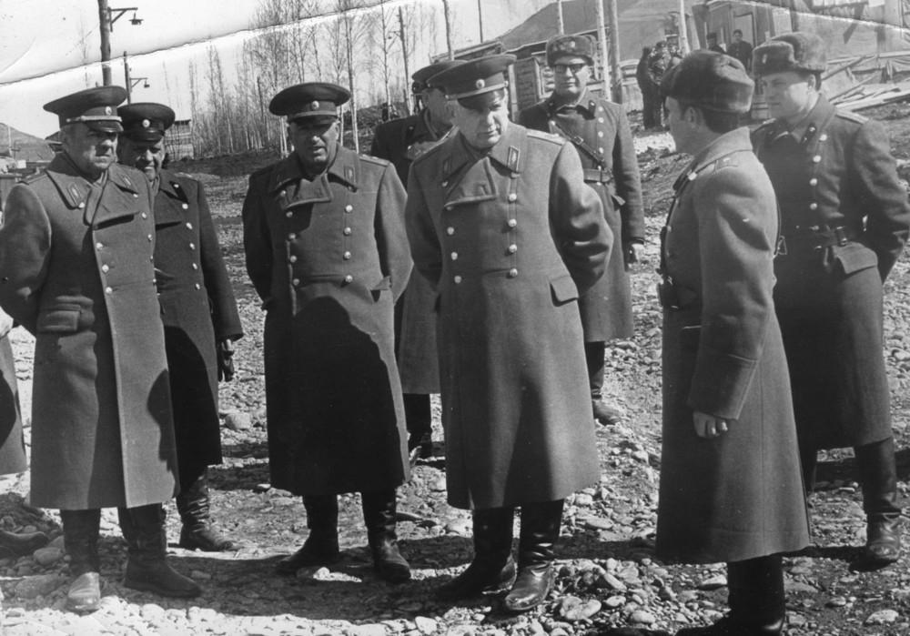 Железную дорогу Морозовск - Цимлянск за год построили военные железнодорожники