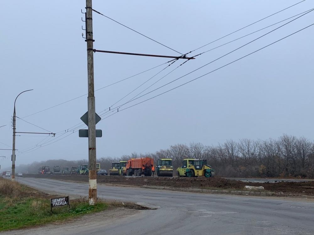 С 12 ноября на месяц перекроют выезд с Индустриальной на Жуковское шоссе
