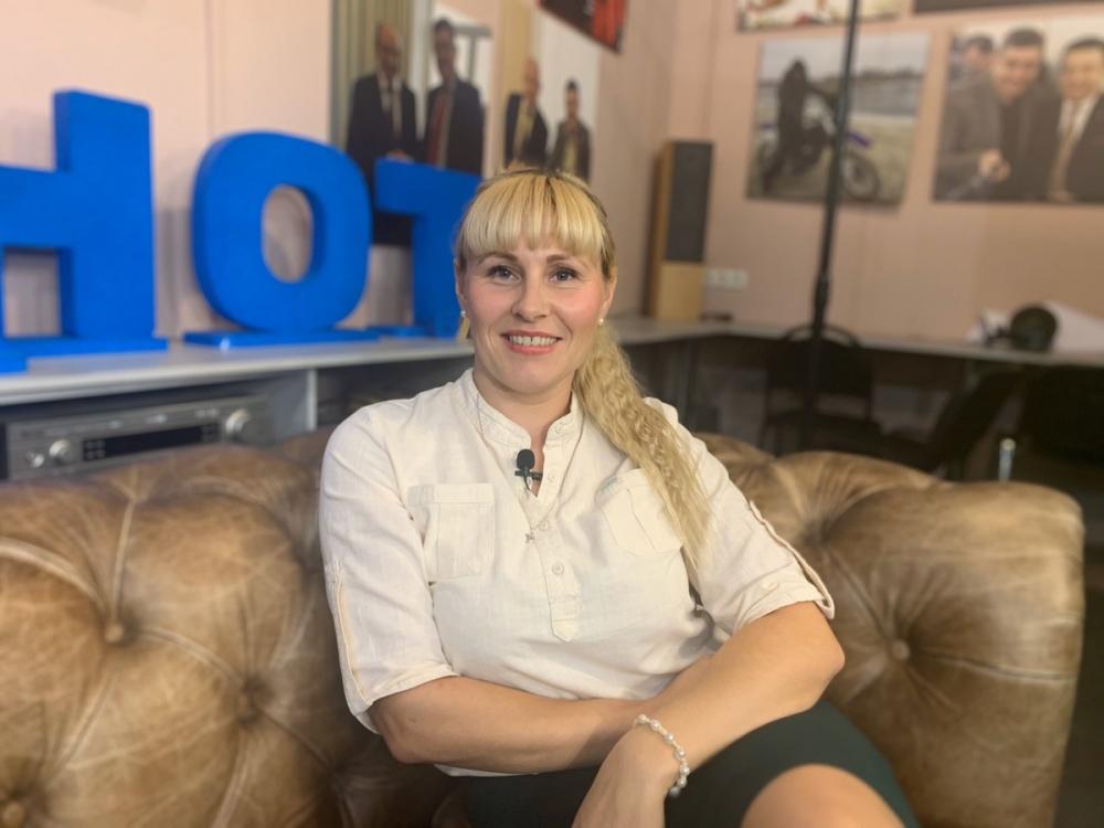 «В Волгодонске живут 10 тысяч человек»: Анна Карлюк