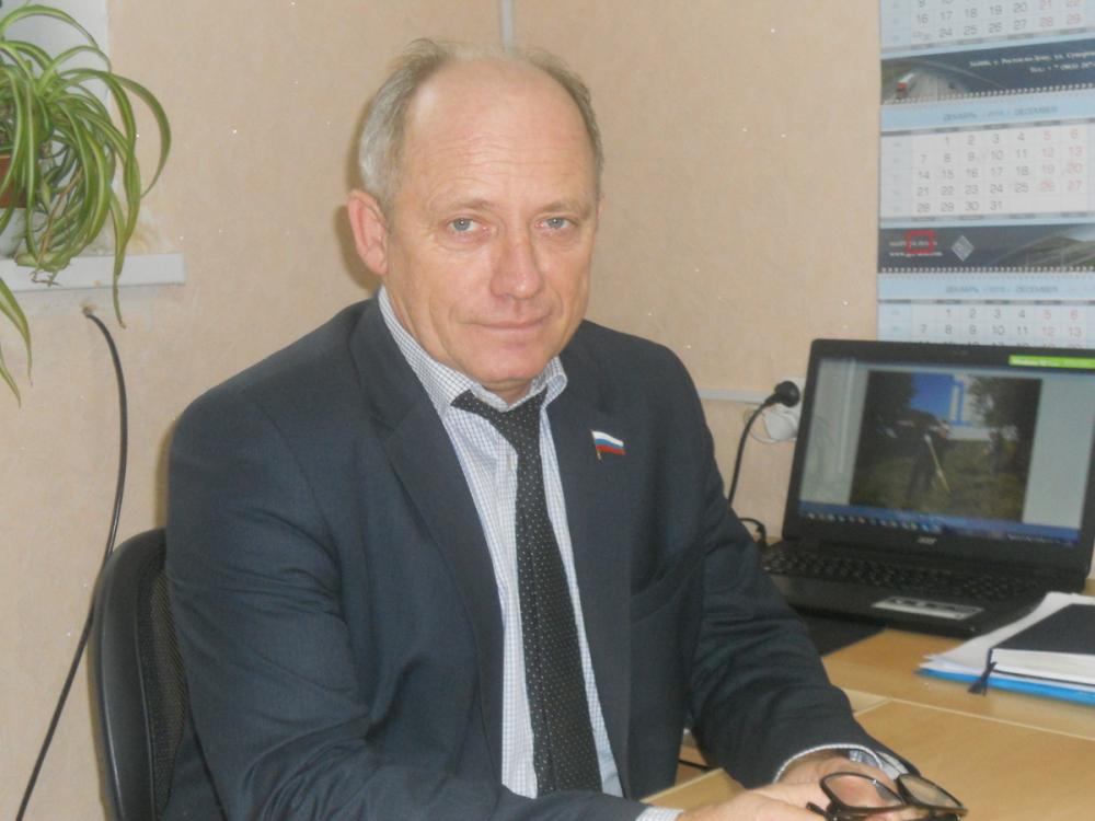 Доход «атомного» депутата Александра Бушнева в месяц составляет почти 400 000 рублей