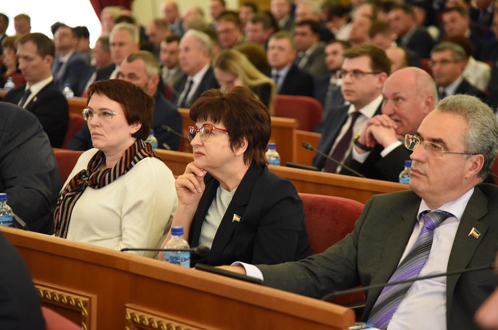 Валентина Руденко: «В интересах граждан, на благо каждого»