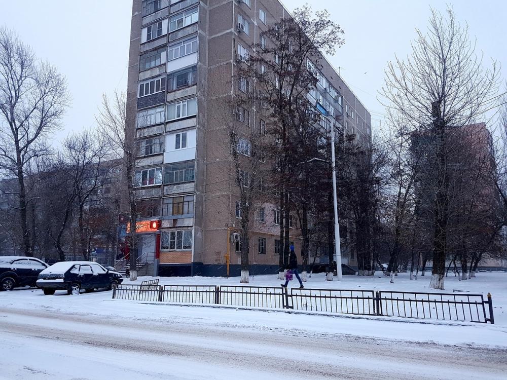 Весна в Волгодонске начнется с дождя со снегом