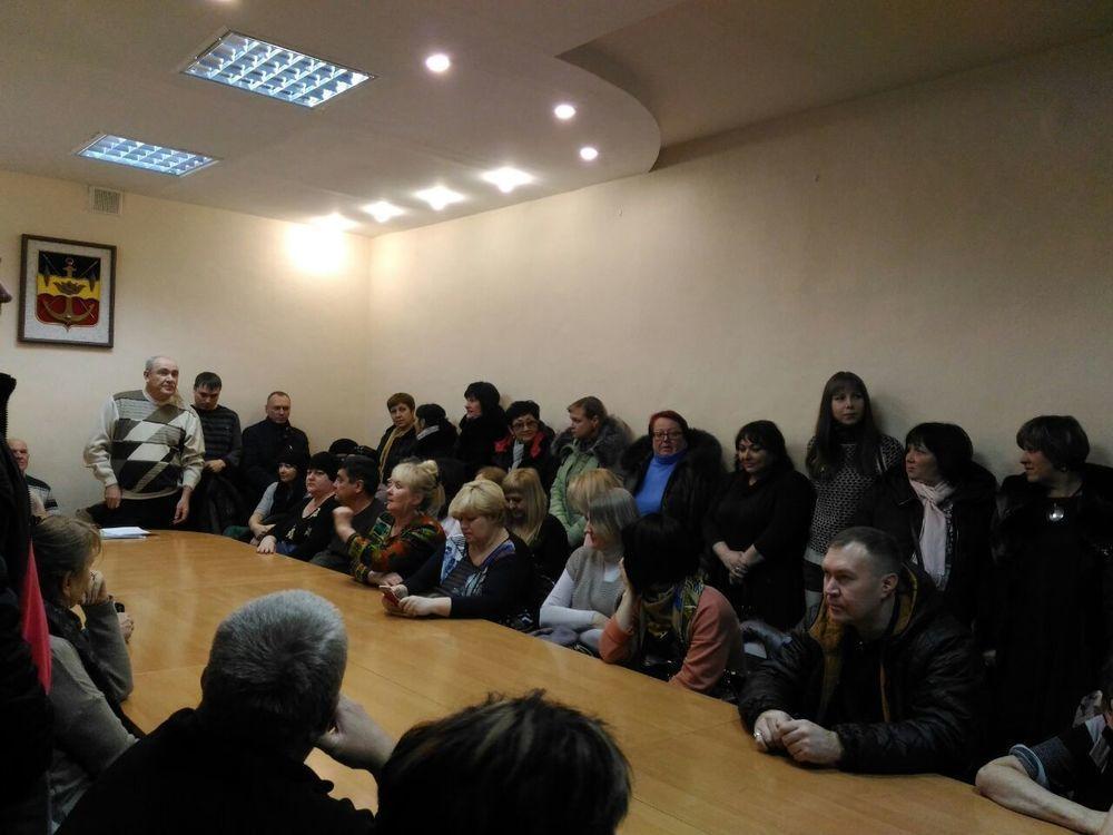 Волгодонск с разгромным счетом сказал «нет» ТРЦ «Мармелад» в парке Молодежный