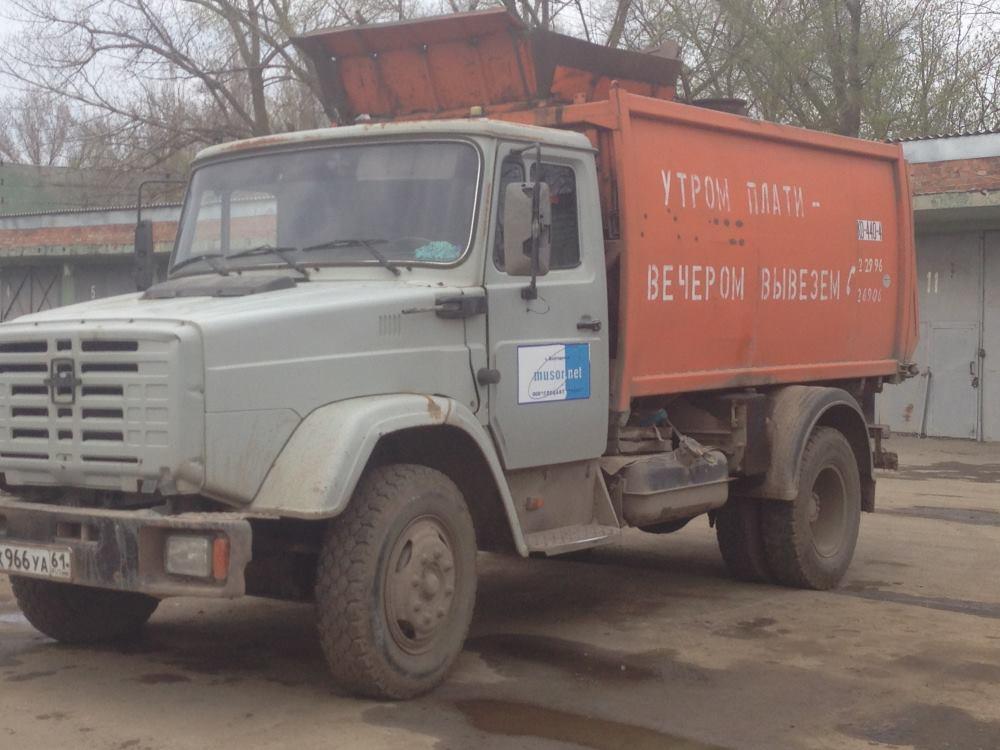 «Спецавтотранс» снижает оплату за вывоз мусора