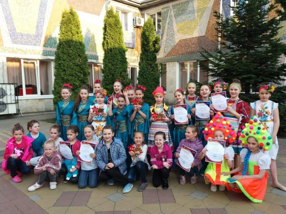 Волгодонские танцоры отличились сразу на двух фестивалях