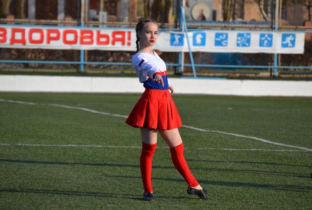 Фоторепортаж с открытия Года детского спорта в Волгодонске