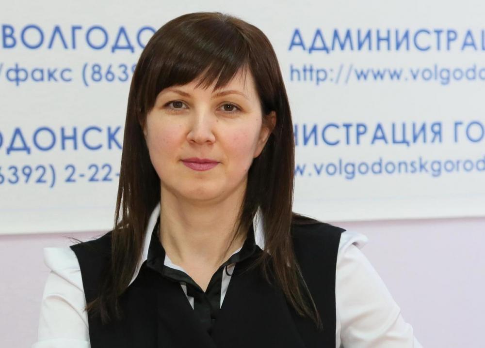 Анжелика Жукова возглавила отдел культуры Волгодонска