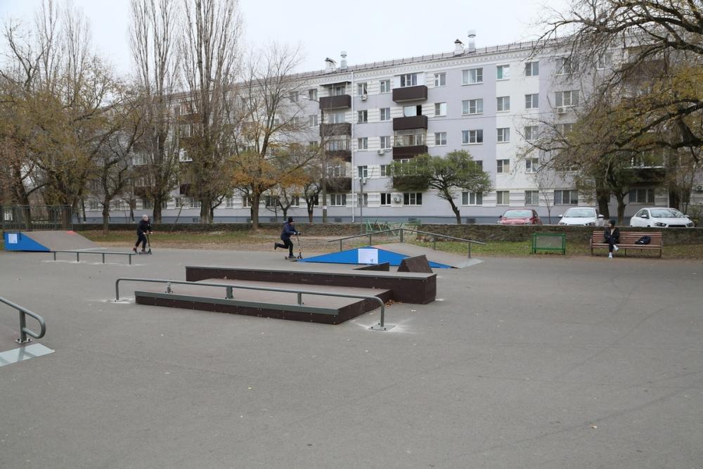 Новую скейт-площадку планируют открыть в новой части Волгодонска