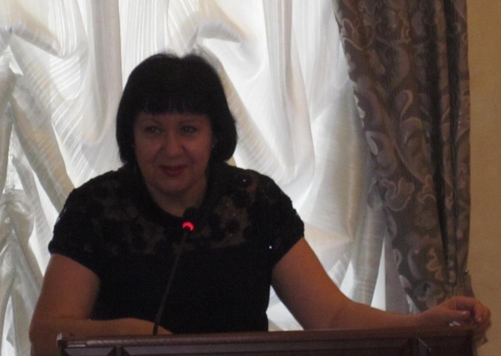 Наталья Полищук: «Подчеркиваю, оплата за коммуналку в Волгодонске невысокая!»