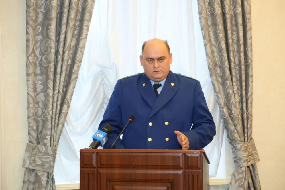 Главный прокурор Волгодонска Николай Вихтинский покинул свой пост